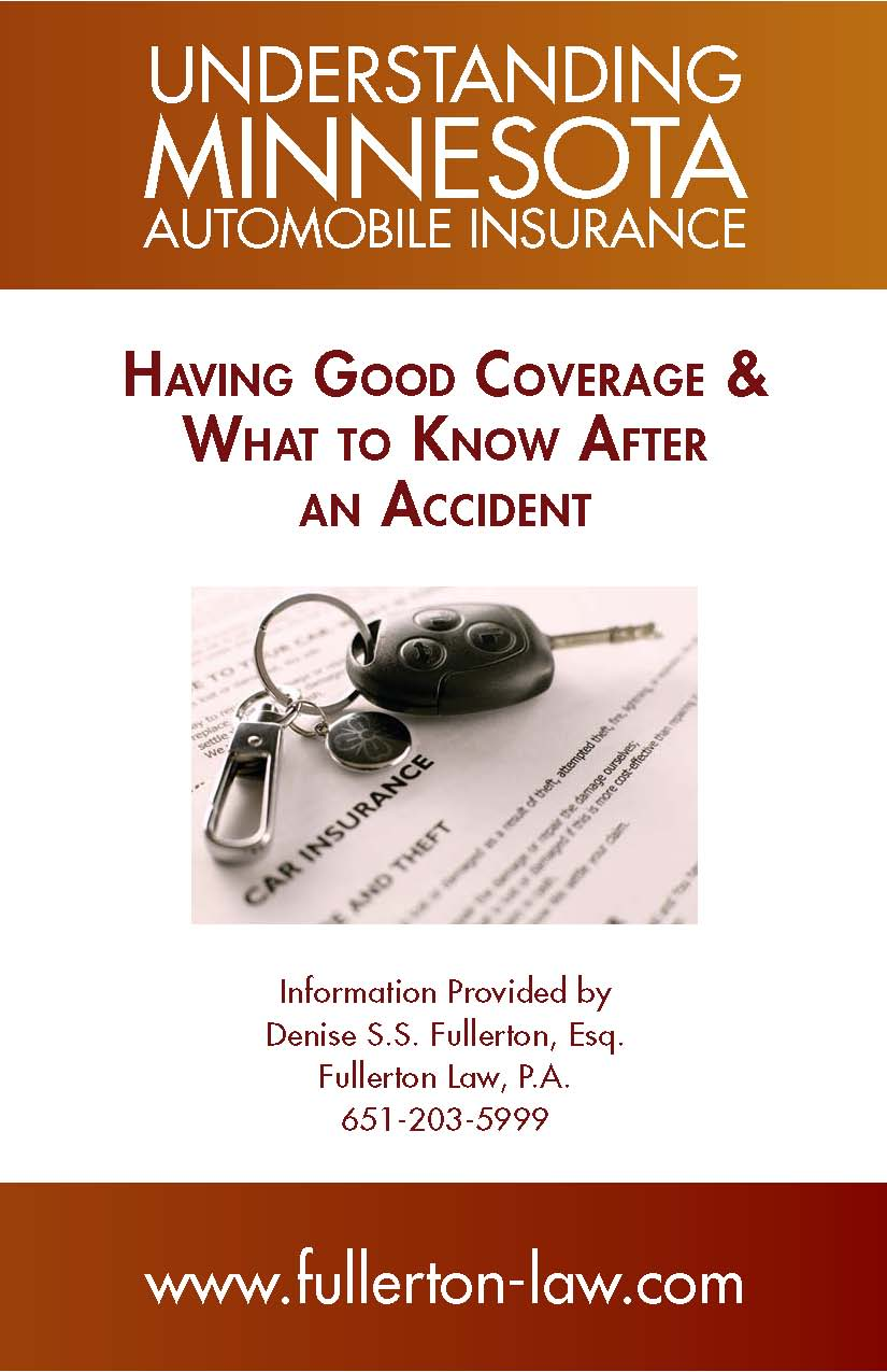 Auto Insurance Booklet 2015